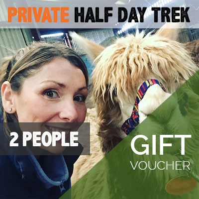 Private Half Day Trek Voucher