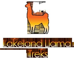Lakeland Llama treks Logo
