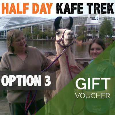 Half Day Trek Gift Voucher